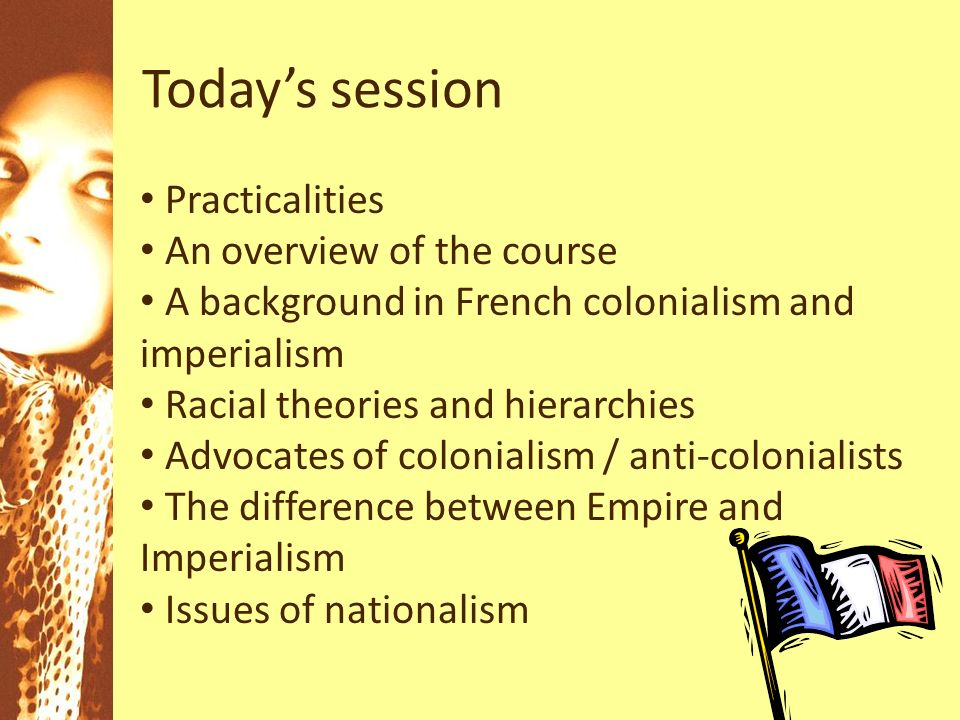 Race separation This standpoint reflected Gobineaus anti- democratic feelings He also believed that classes should not mix Mistrust regarding miscegenation: – did not prevent the creation of empires – it did promote race separation and discrimination – South Africa - apartheid