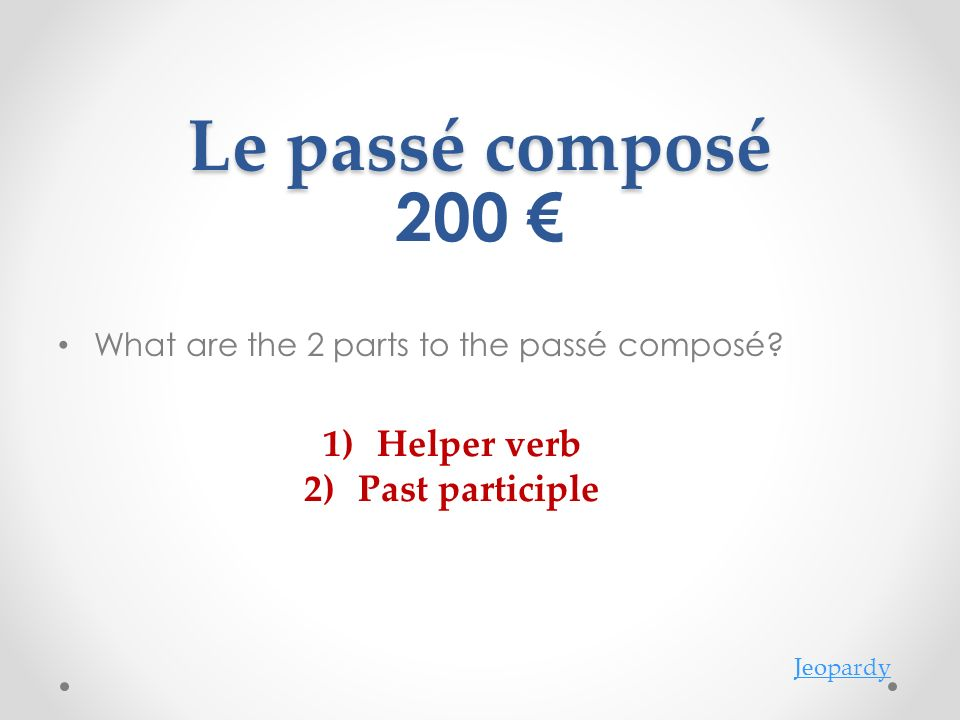 400 400 How would you say the following in French: I ate a pizza on Monday.