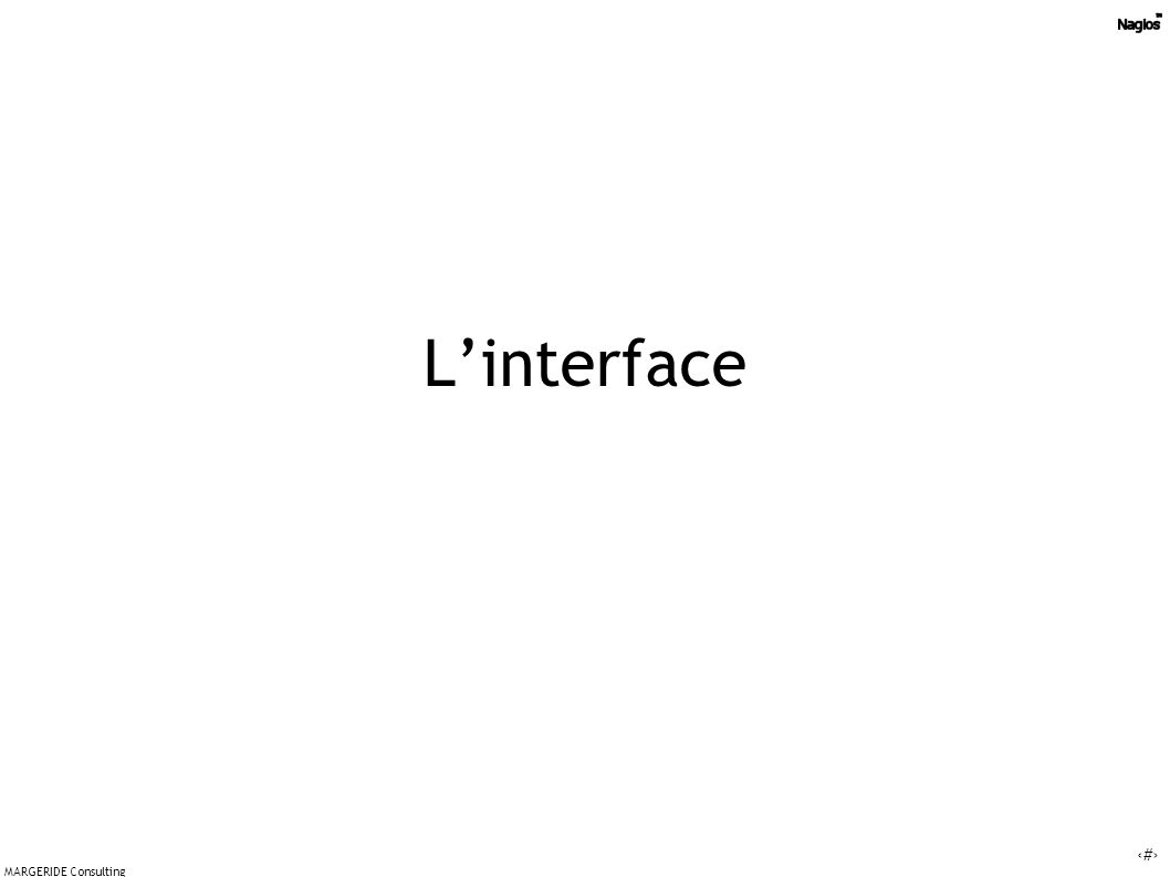 27 MARGERIDE Consulting Linterface
