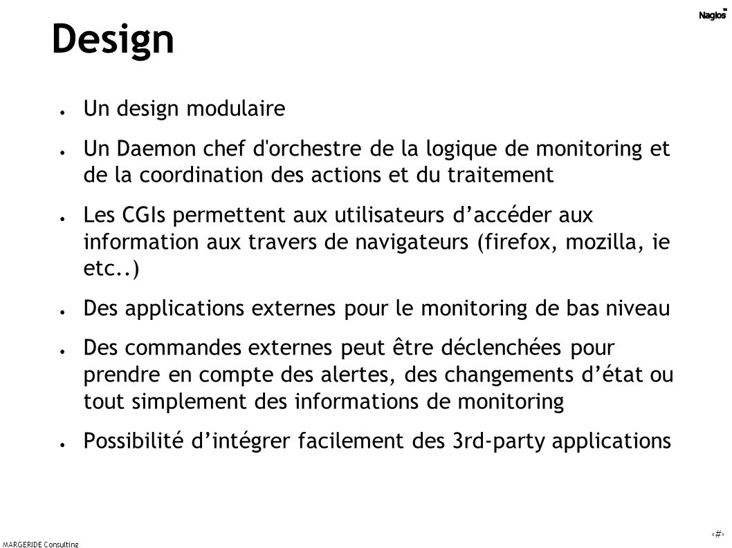 6 MARGERIDE Consulting Larchitecture