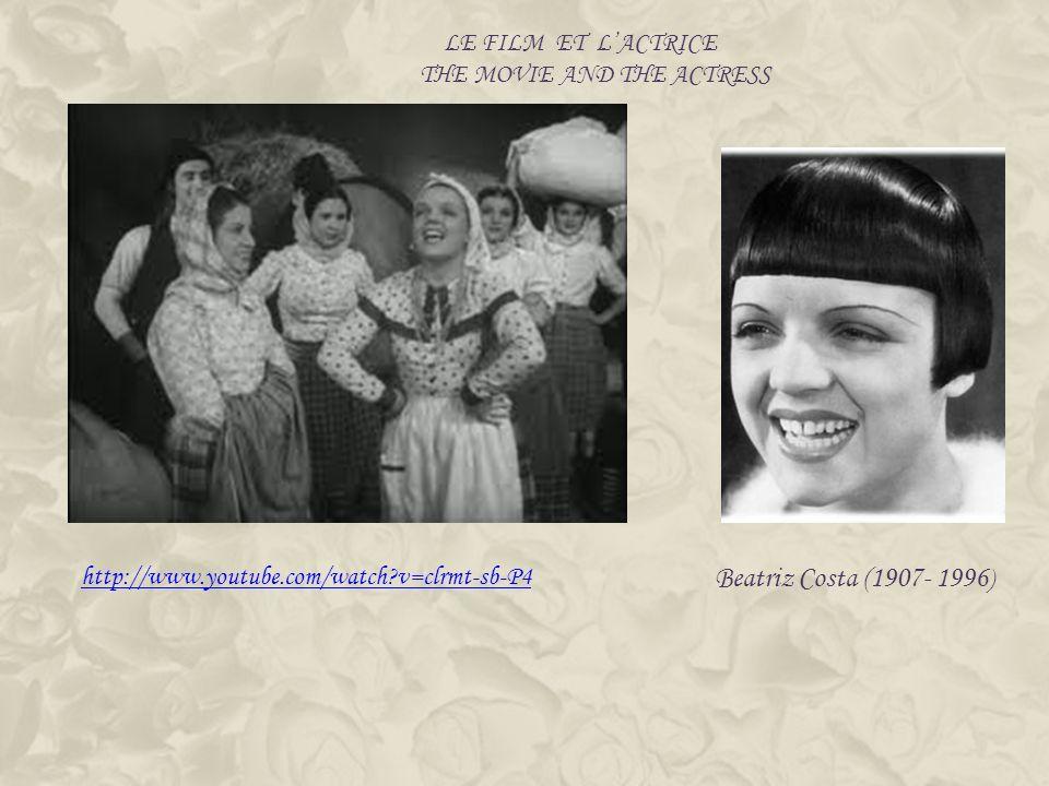 Aldeia da Roupa Branca ( Le Village au Linge Blanc ) est le titre dun film de 1938 du réalisateur Chianca de Garcias et de la chanson que la célèbre actrice Beatriz Costa interprète dans celui- ci.