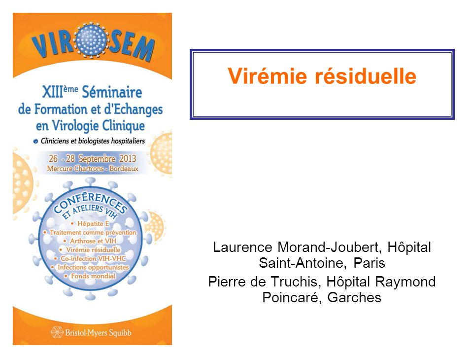 Linfection à VIH Equilibre immuno-virologique Dynamique virale ARN-VIH plasma REPLICATION VIRALE TISSUS LYMPHOÏDES ORGANES - COMPARTIMENTS ADN PROVIRAL (LATENCE) STOCK SAN G VIRUS CIRCULATION SANGUINE Cellules infectées latentesCellules productrices