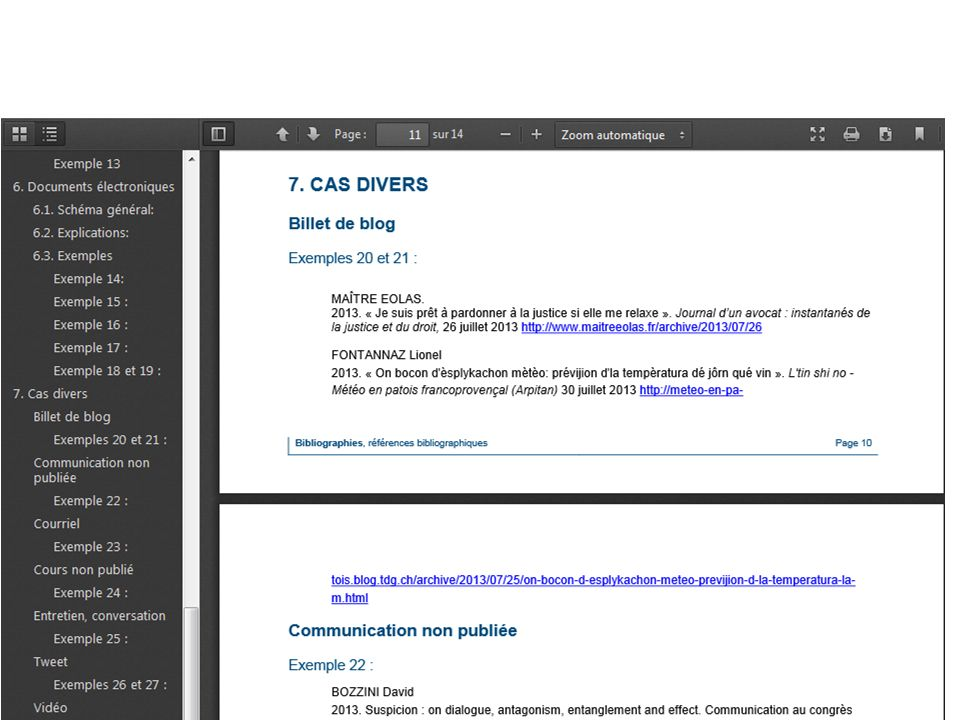 EndNote ou autres Il existe des logiciels de gestion bibliographique Par exemple EndNote, Mendeley, Zotero, RefWorks, etc.