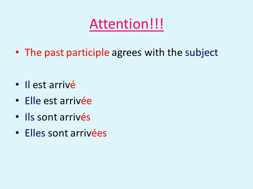 Attention!!.