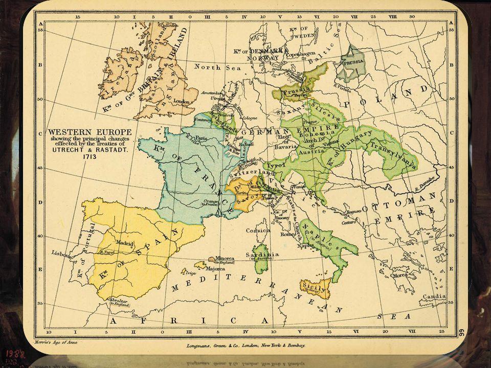 II. Practice and Representation Background: The 1725 Ripperda scandal – Succession quarrel, Italian implications – Phoney war, Quadruple Alliance, ren