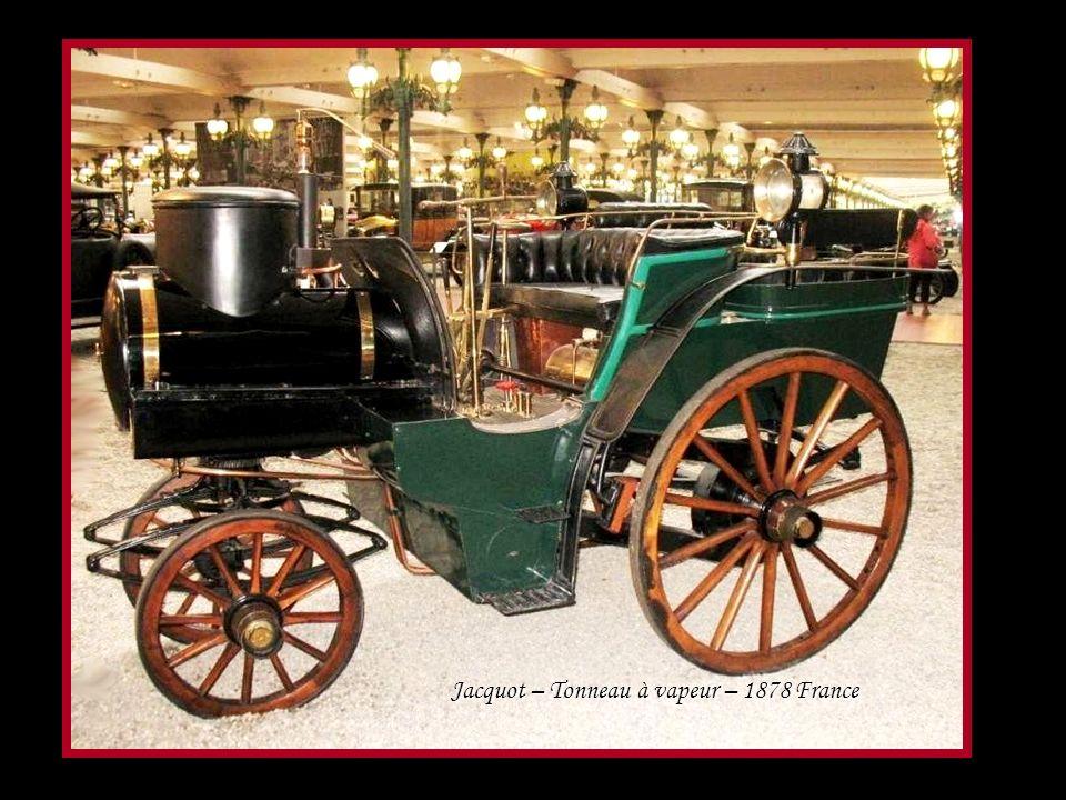 Plus de 400 voitures dexception magnifiquement entretenues exposées sur 25 000 m² Installé dans une ancienne filature, cest lun des musées le plus visité de France.