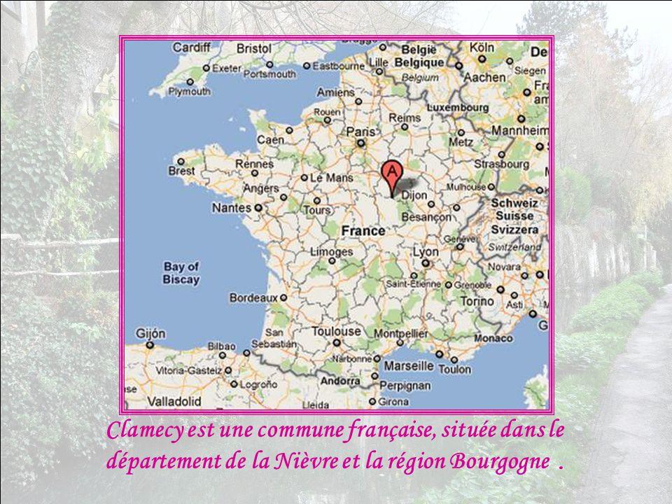 Clamecy est une commune française, située dans le département de la Nièvre et la région Bourgogne.
