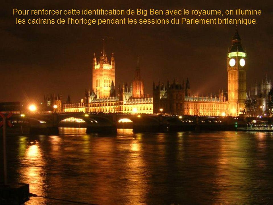 Les Anglais ont une dévotion spéciale pour ce son qui représente symboliquement l'horaire du royaume et que diffuse journellement la BBC.