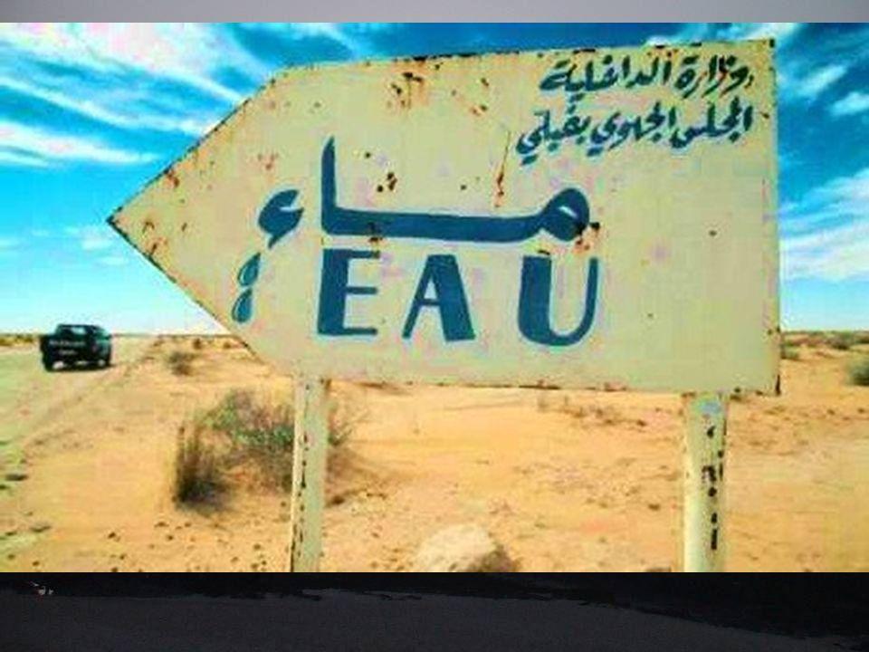 Une carte dans le sud du Maroc…