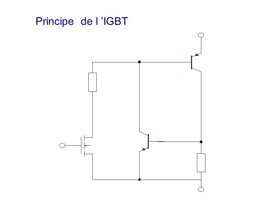 Principe de l IGBT