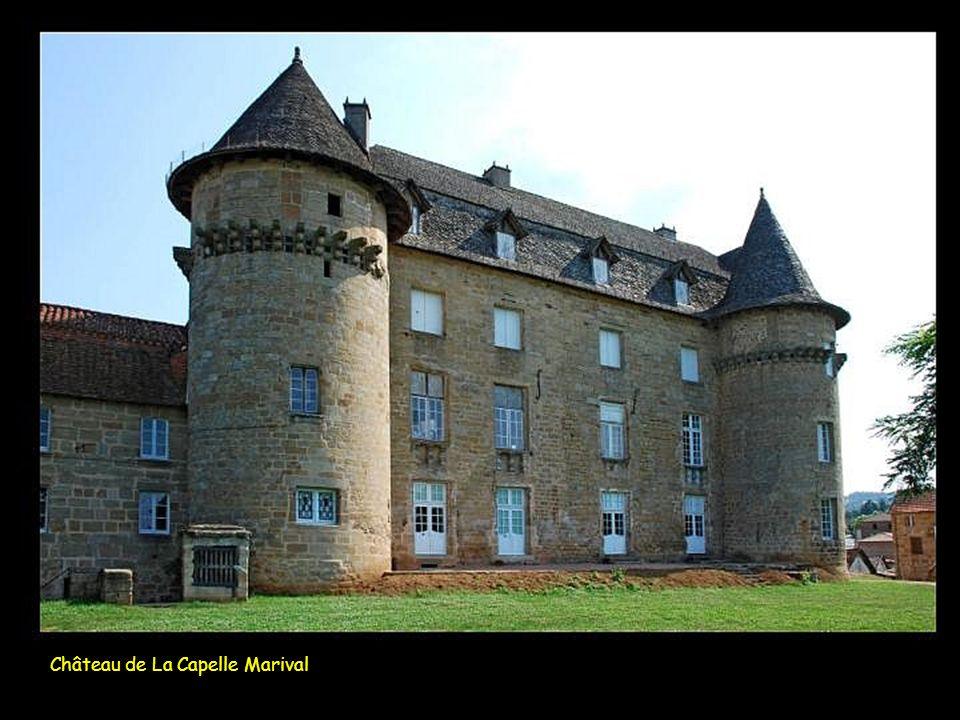 Château de La Capelle Marival