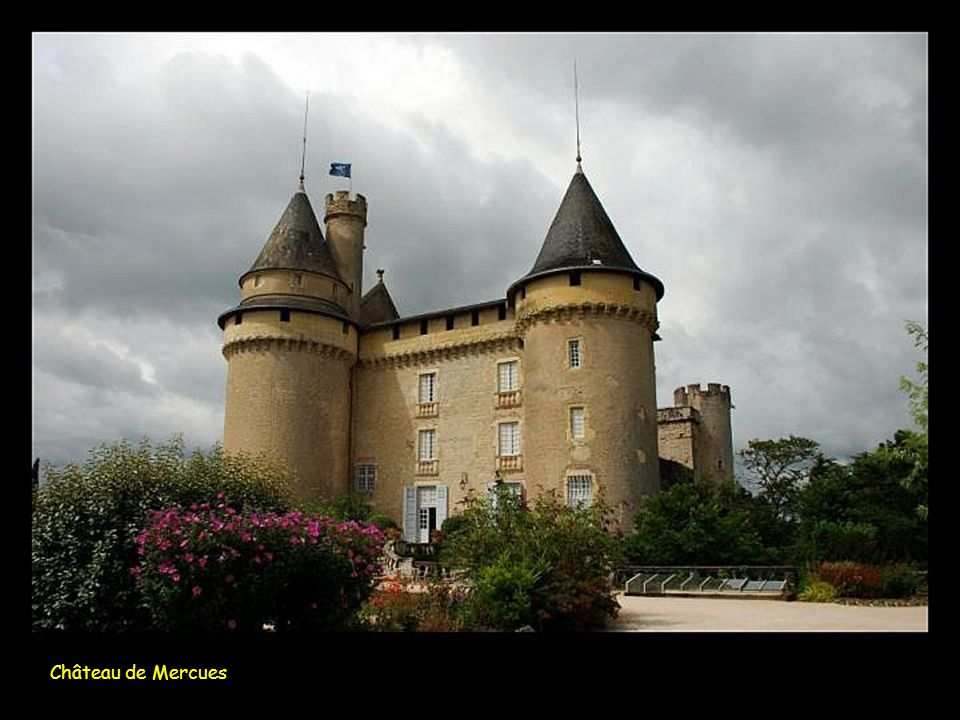 Château de Laroque Toirac