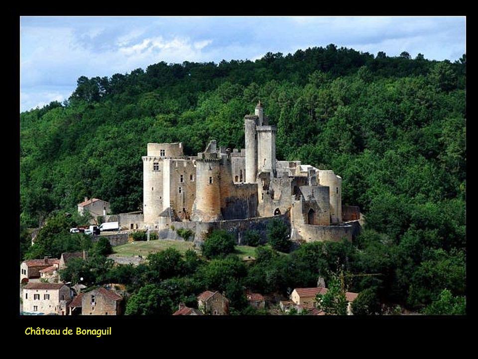 Ruines du Château de Lastour…