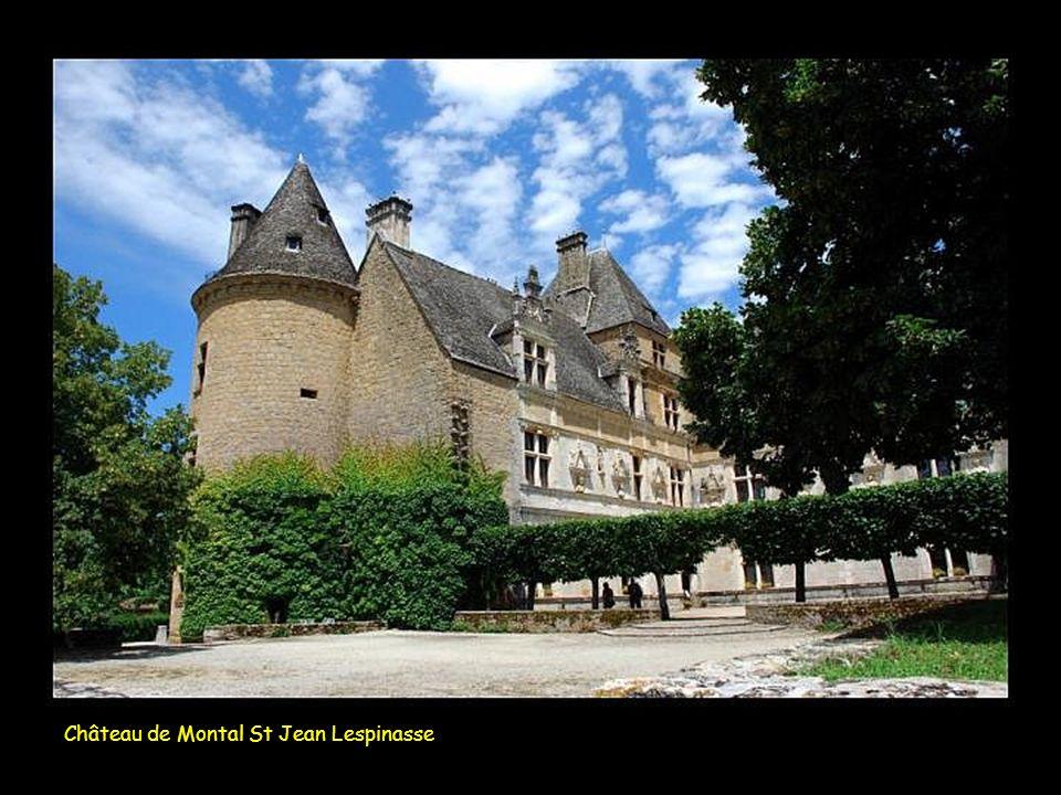Château de Montal St Jean Lespinasse