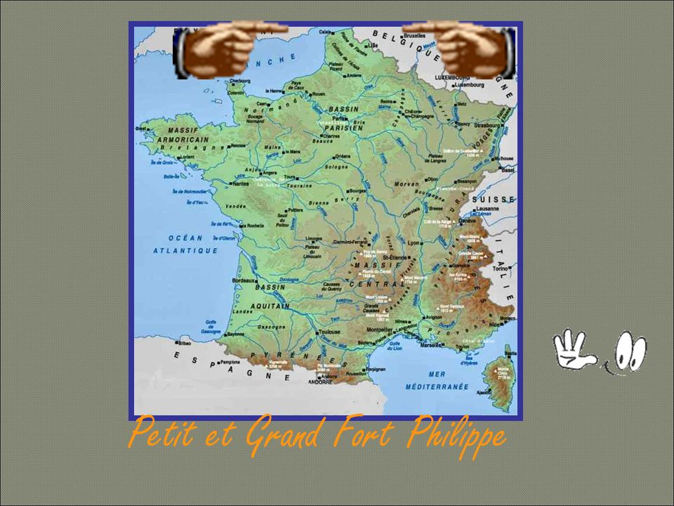 Petit et Grand Fort Philippe