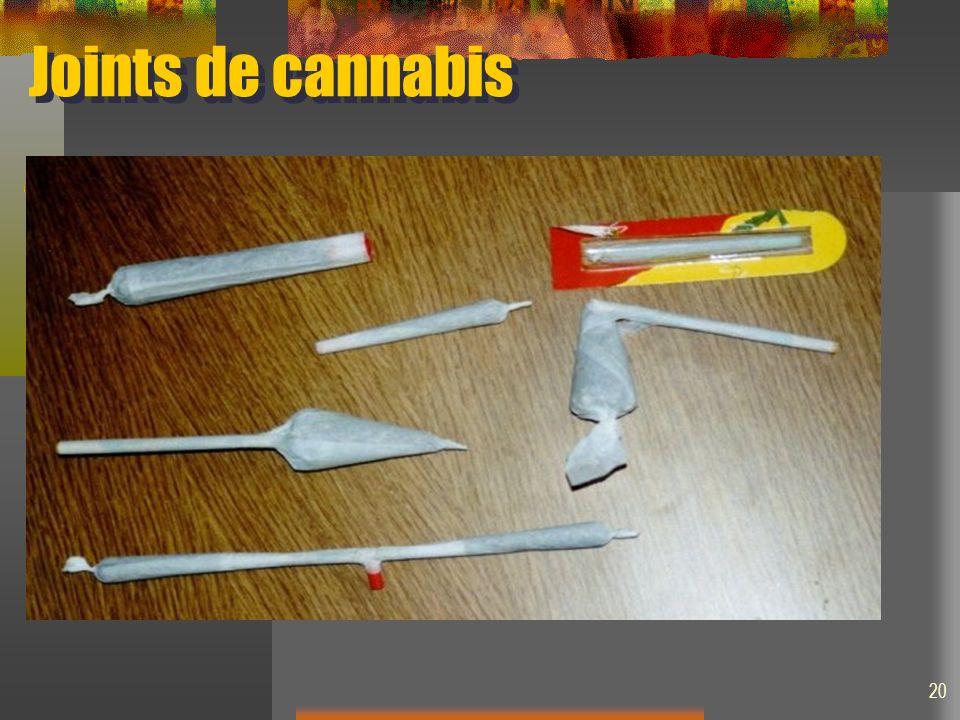 Joints de cannabis 20