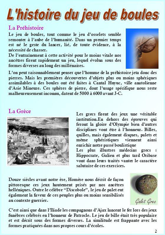 3 Nos ancêtres gaulois assimilèrent sans se faire prier le patrimoine romain.