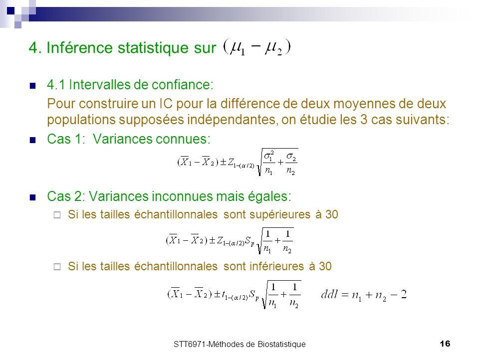 STT6971-Méthodes de Biostatistique16 4.