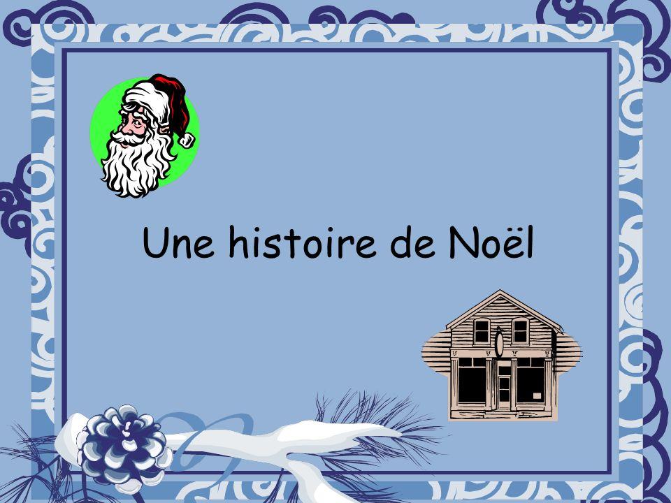 Le Père Noël appelle son nain Croque Moutarde et lui dit daller chercher de la soupe.