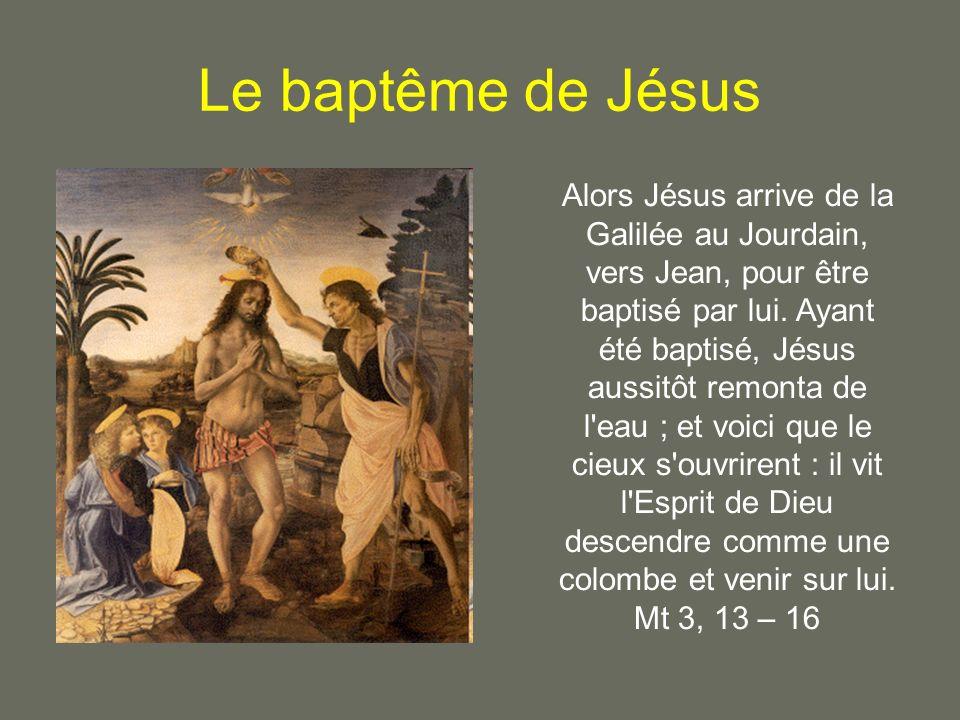 Les noces de Cana La mère de Jésus lui dit : « Ils nont plus de vin.