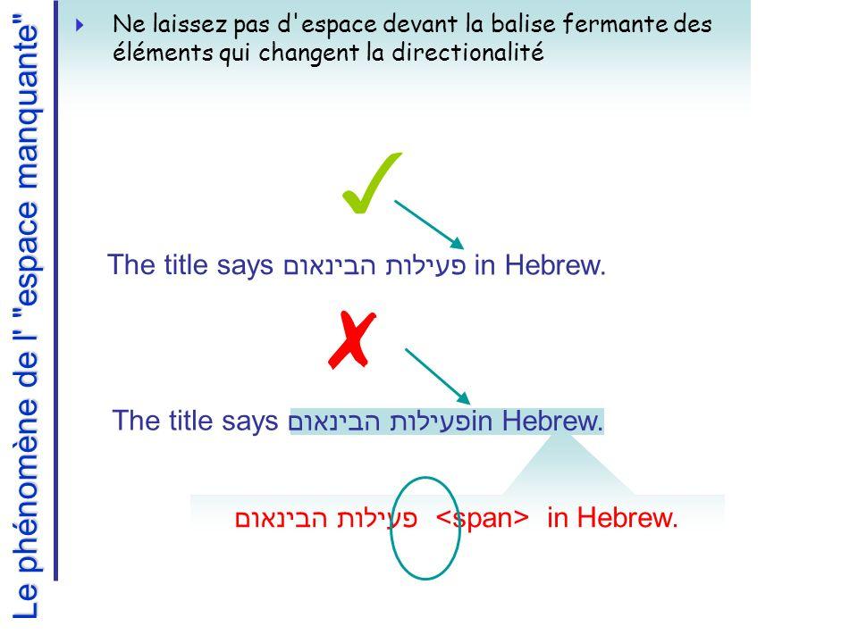פעילות הבינאום in Hebrew.