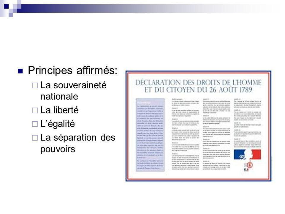 Les Français ne sont plus des sujets, mais des citoyens.