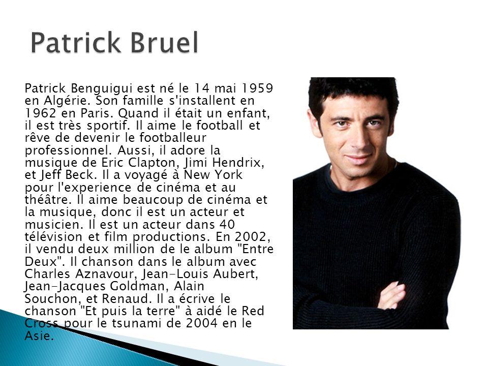 Patrick Benguigui est né le 14 mai 1959 en Algérie. Son famille s'installent en 1962 en Paris. Quand il était un enfant, il est très sportif. Il aime