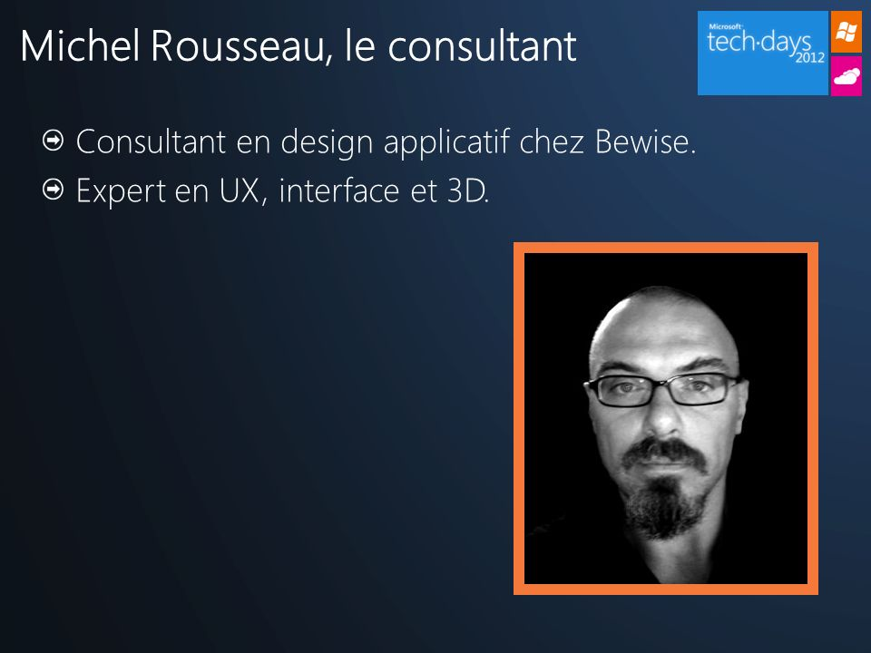 Consultant en design applicatif chez Bewise. Expert en UX, interface et 3D.