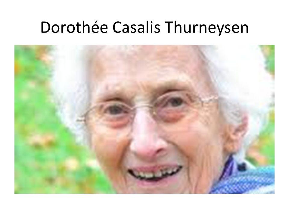 Dorothée Casalis Thurneysen