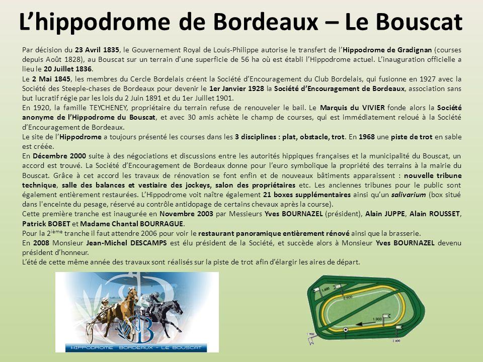 Lhippodrome de Fontainebleau Installé dans son écrin de verdure, lhippodrome de la Solle est lun des plus anciens de France. Un peu dhistoire … Sous l