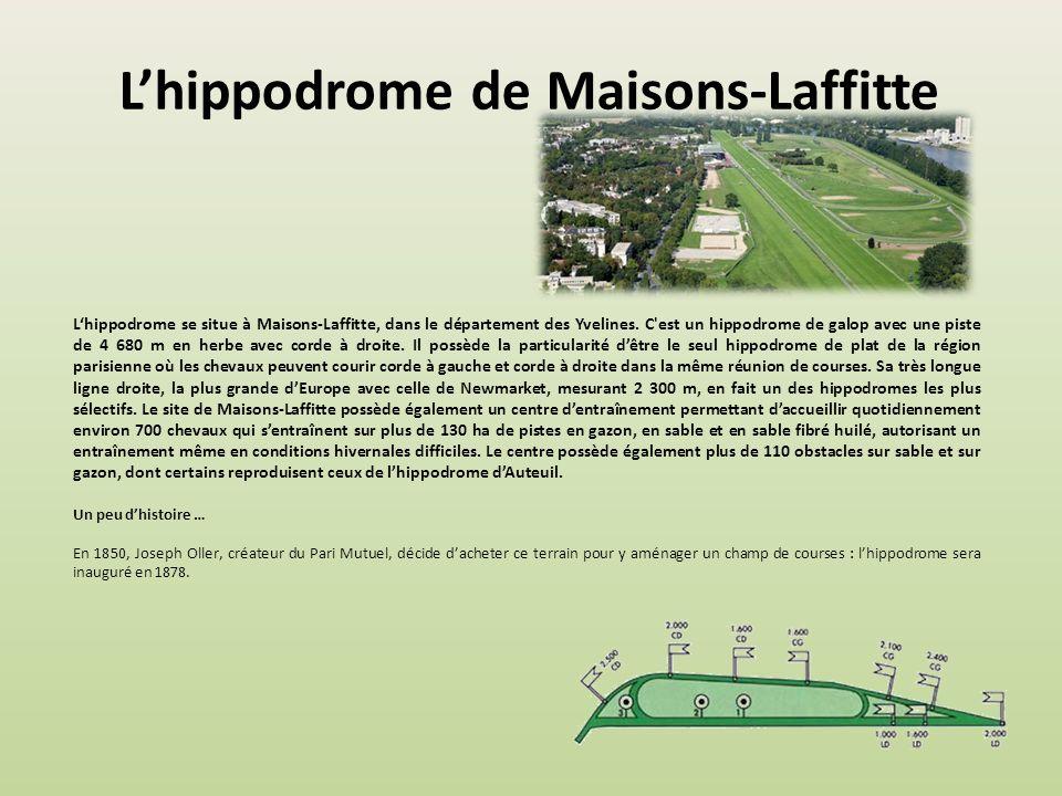 Lhippodrome de Bordeaux – Le Bouscat Par décision du 23 Avril 1835, le Gouvernement Royal de Louis-Philippe autorise le transfert de lHippodrome de Gr