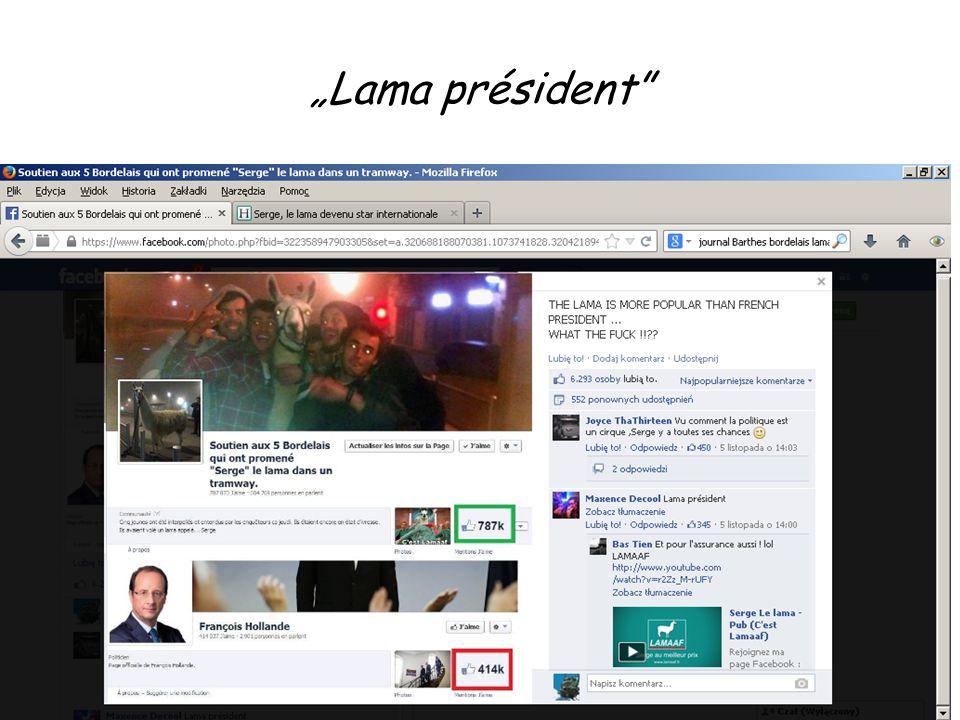 Lama président