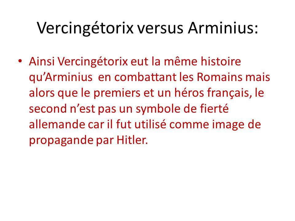 En 9 après JC, lEmpereur Auguste, successeur de César envoie le gouverneur Varus et 20 000 légionnaires semparer de la Germanie. Mais un Germain de la