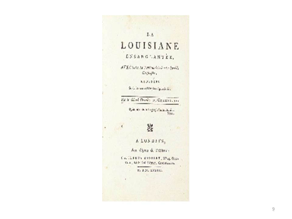 Encore emprisonné, en juin 1779 Une sanction simposait.