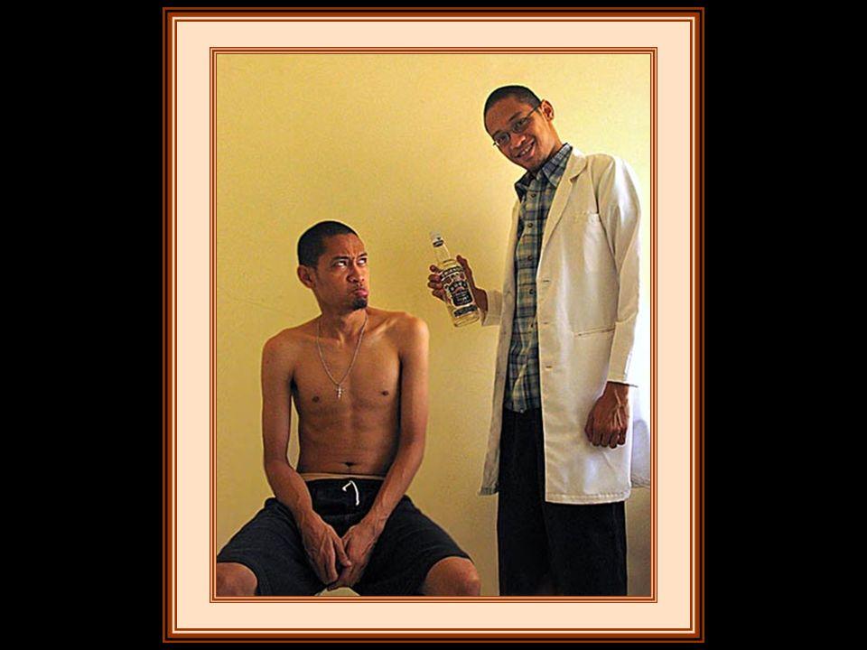 Je vis des médecins se jouer des âmes candides et crédules.