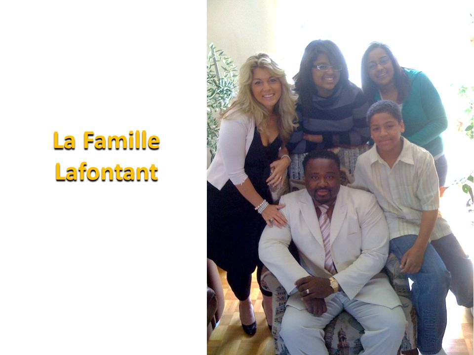 La Famille Lafontant 27