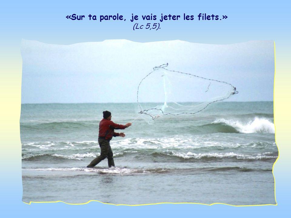 Tel est le récit de la pêche miraculeuse, qui symbolise la future mission des apôtres. Le comportement de Pierre est un modèle non seulement pour les