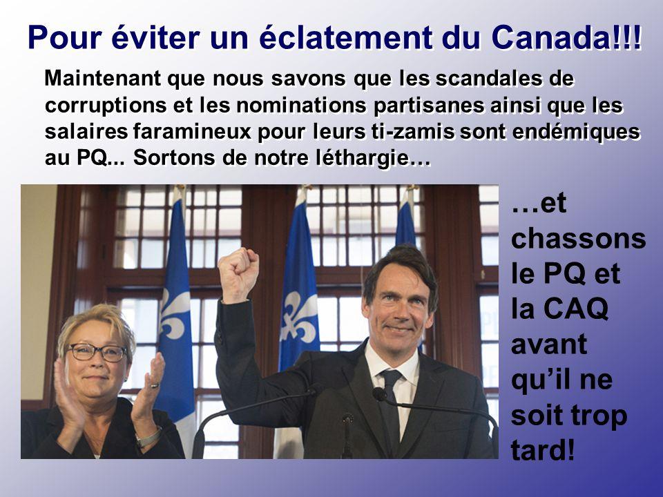 « Il est impossible pour un artiste, qui désire travailler au Québec, de safficher publiquement fédéraliste… Un artiste désirant garder lanonymat (2014) …ceux qui le font, se retrouvent au chômage ou peuvent toujours tenter de devenir sénateur à Ottawa » Idem