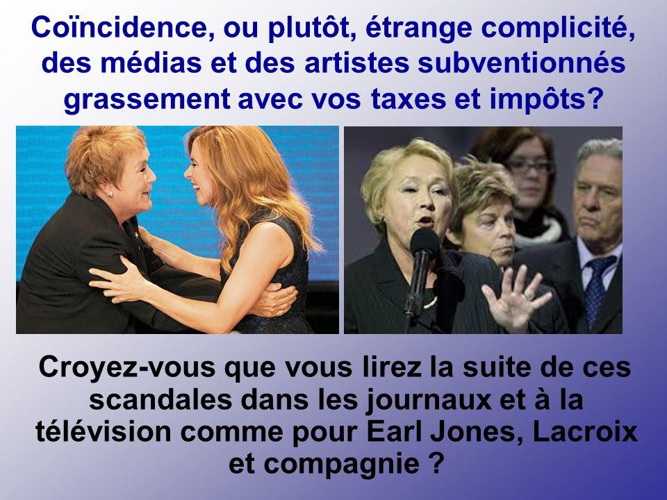 Pour éviter un éclatement du Canada!!! Maintenant que nous savons que les scandales de corruptions et les nominations partisanes ainsi que les salaire