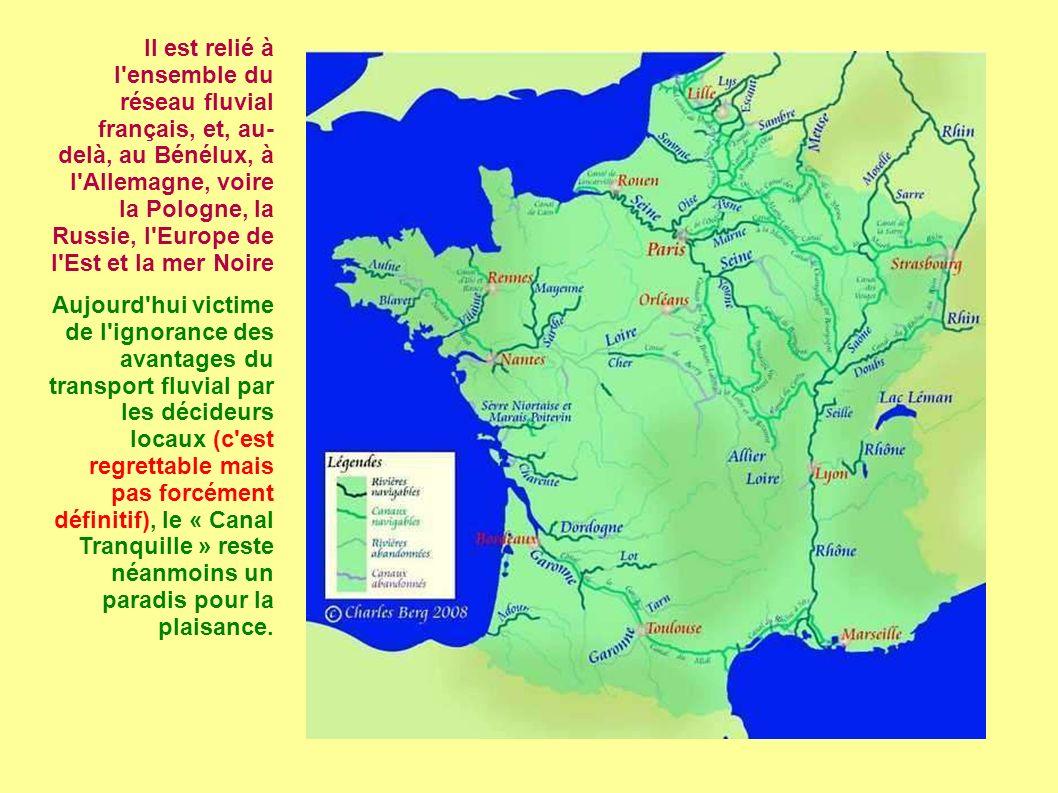 À bientôt en eaux ségusiaves, boïennes et éduennes sur le canal de Roanne à Digoin .