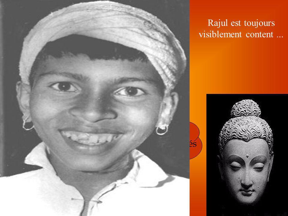 Maintenant, puis-je te parler des 4 nobles vérités Rajul ?.