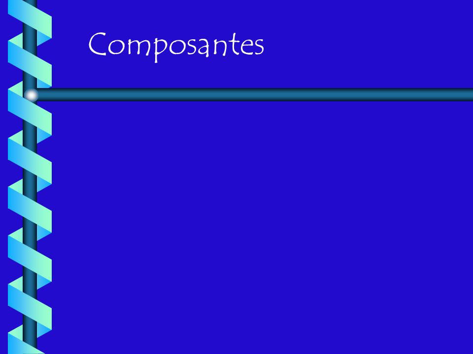 Composantes