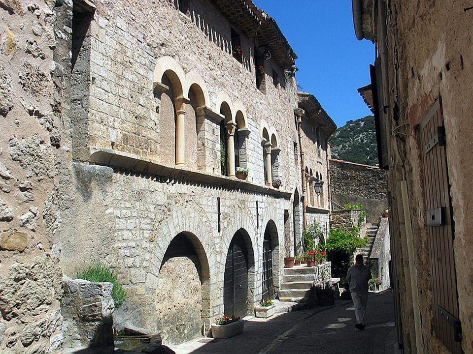 Les ruines du Géant St Guilhem-le-Désert