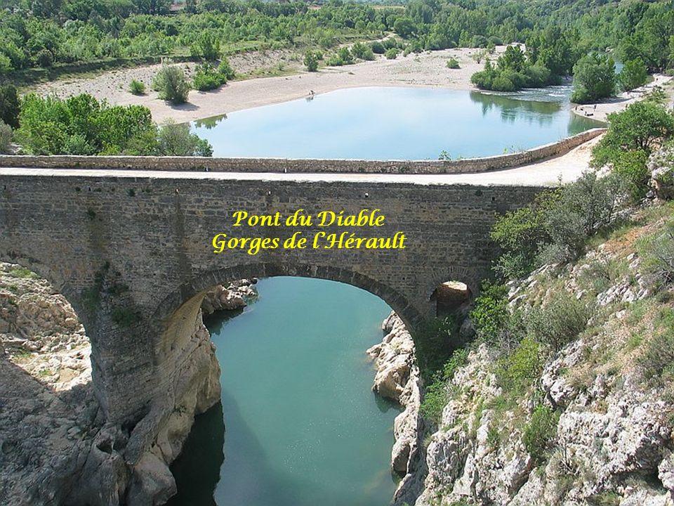 Pont du Diable Gorges de lHérault