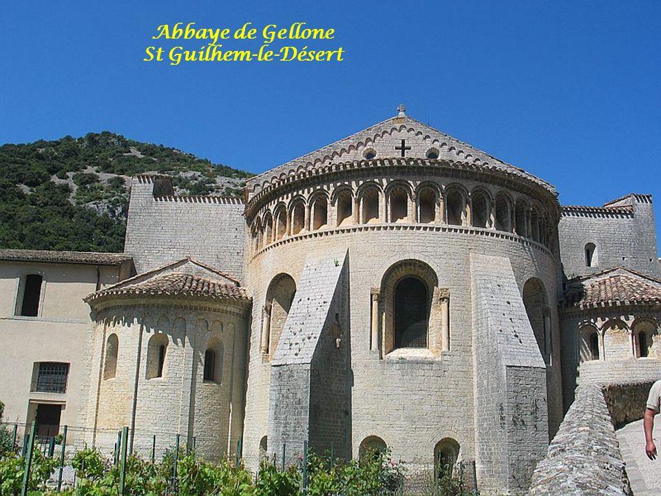 Abbaye de Gellone St Guilhem-le-Désert