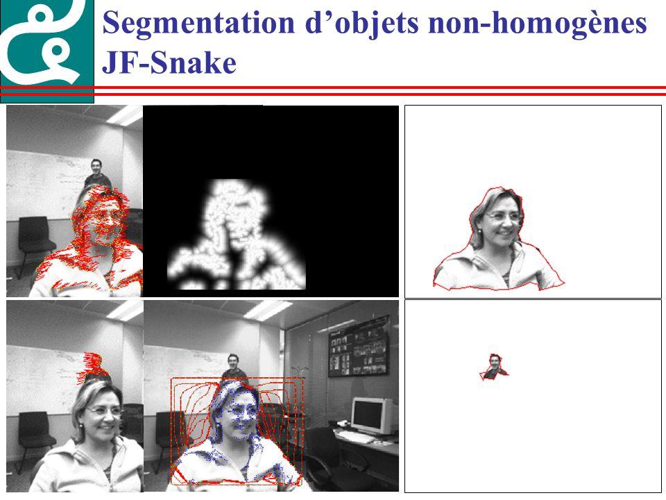 71 Segmentation dobjets non-homogènes JF-Snake