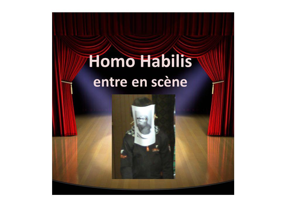 Homo Habilis entre en scène