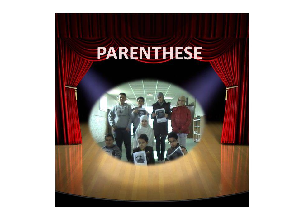 PARENTHESE