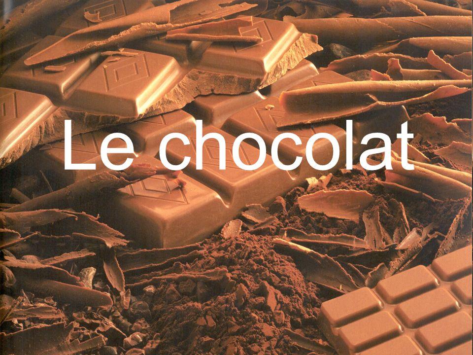 Nous sommes sûres que vous adorez tous le chocolat Images gourmands
