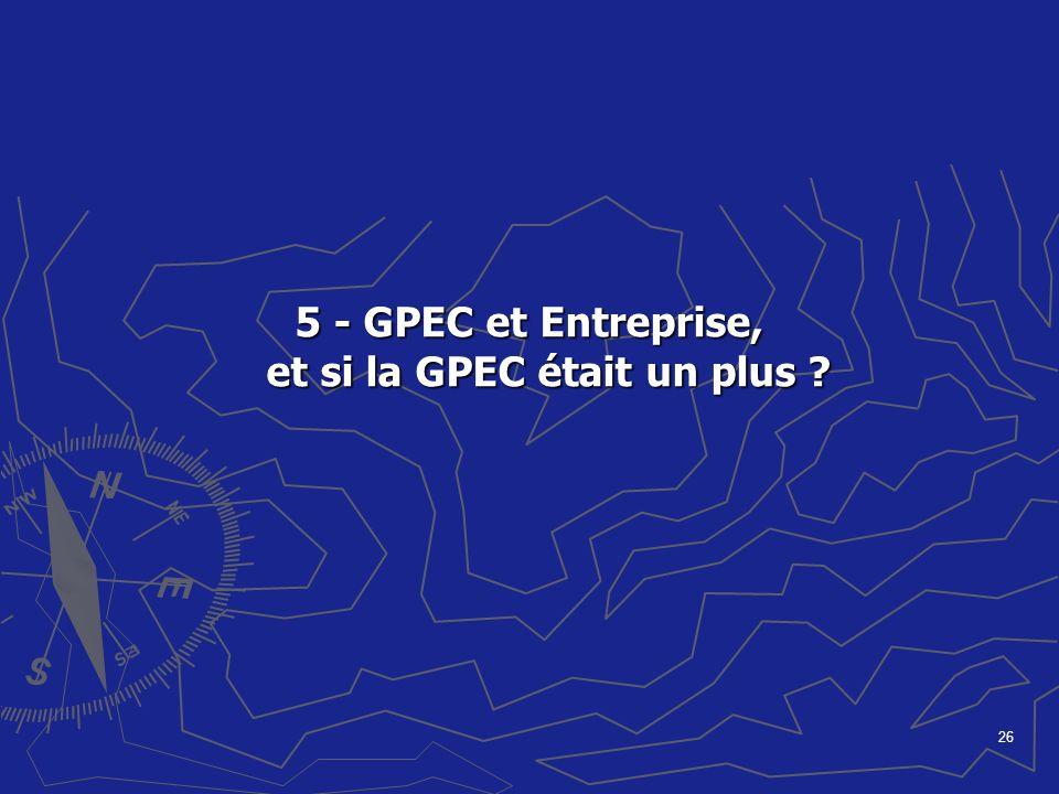 26 5 - GPEC et Entreprise, et si la GPEC était un plus ?